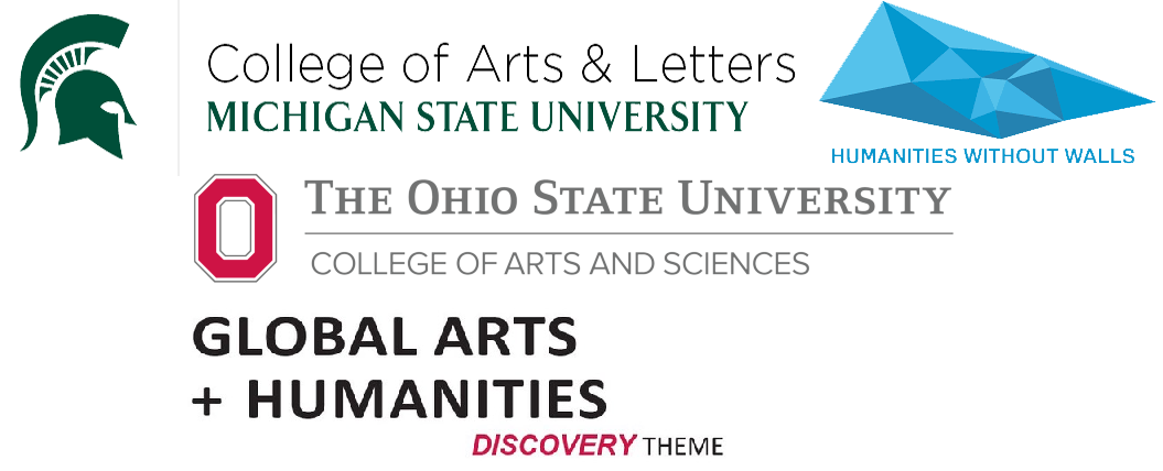 The Ohio State University; Michigan State University; Humanities without walls